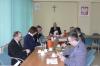 Posiedzenie Powiatowego Zespołu Zarządzania Kryzysowego w Suwałkach